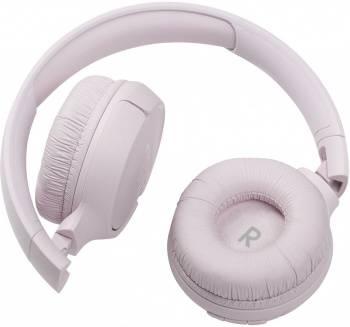Гарнитура JBL T510BT розовый (jblt510btros)