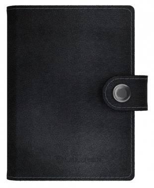 Кошелек Led Lenser Lite Wallet черный, кожа натуральная (502315)