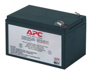 Батарея для ИБП APC RBC4, 12В, 12Ач