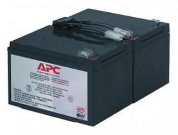 Батарея для ИБП APC RBC6, 12В, 12Ач