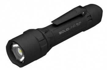 Ручной фонарь Led Lenser Solidline SL10 черный (502234)