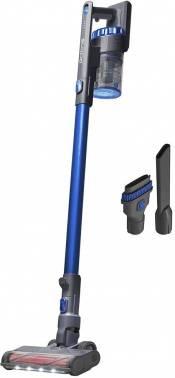 Ручной пылесос Polaris PVCS 0724 синий/серый