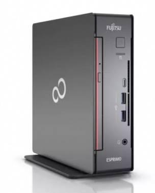 Компьютер Fujitsu ESPRIMO Q7010 черный (lkn:q7010p0004ru)