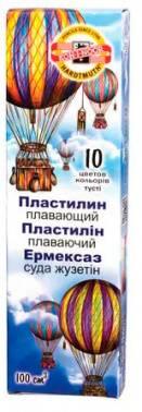 Пластилин Koh-I-Noor Archimedes, 10 цветов (013171700000ru)