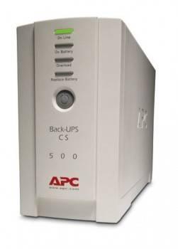 ИБП APC Back-UPS BK500EI бежевый