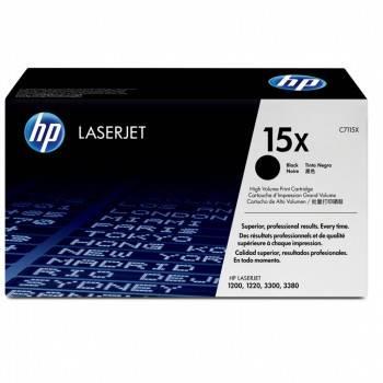 Картридж HP 15X черный (C7115X)