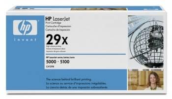 Картридж HP 29X черный (C4129X)