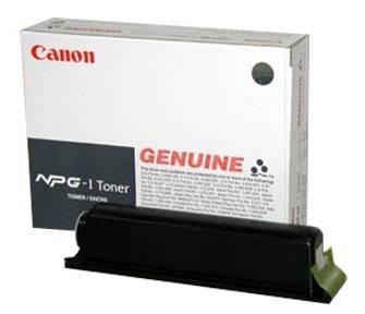 Тонер Canon NPG-1 черный 190 грамм (1372A005)