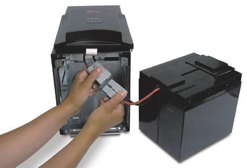 ИБП APC Smart-UPS SUA1500I черный - фото 4