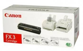 Картридж Canon FX-3 черный (1557A003)