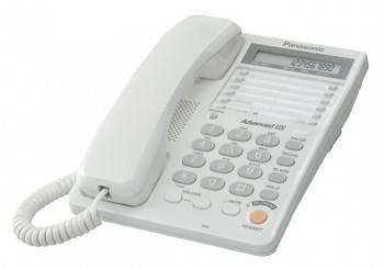 Телефон Panasonic KX-TS2365RUW белый