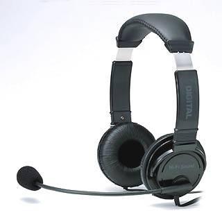 Наушники с микрофоном AP-830