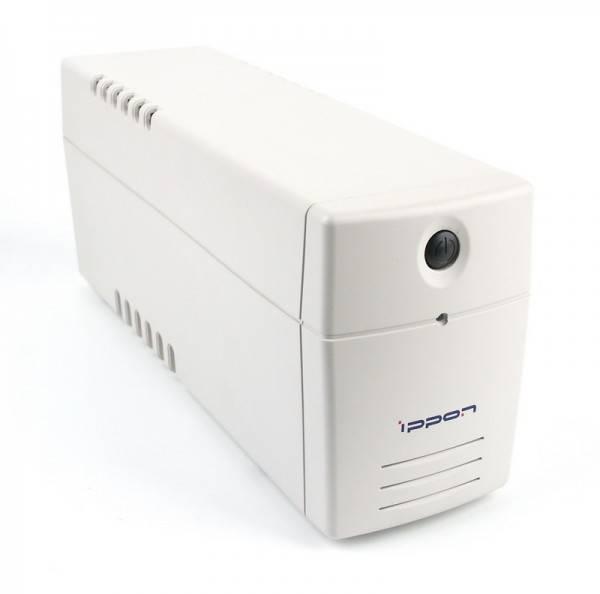 ИБП Ippon Back Power Pro 400 240Вт белый - фото 1