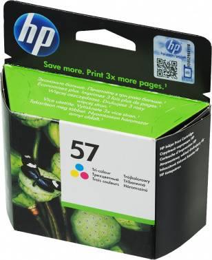 Картридж HP 57 многоцветный (C6657AE)
