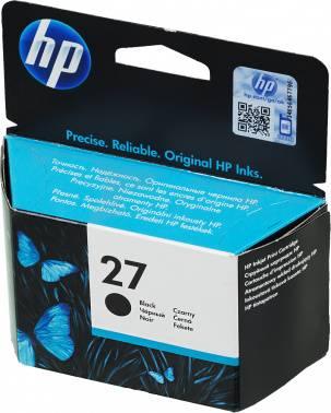 Картридж HP 27 черный (C8727AE)