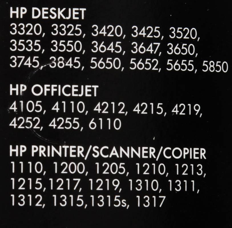 Картридж HP 28 многоцветный (C8728AE) - фото 2