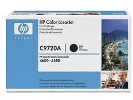 Тонер Картридж HP 641A C9720A черный - фото 1
