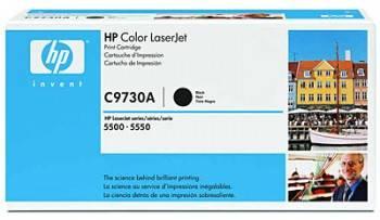 Картридж HP 645A черный (C9730A)