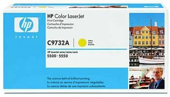 Картридж HP 645A желтый (C9732A)