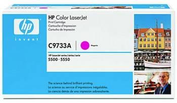 Картридж HP 645A пурпурный (C9733A)