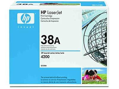 Картридж HP Q1338A черный - фото 1