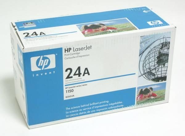 Тонер Картридж HP Q2624A черный - фото 2