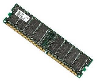 Память DDR 512Mb 400MHz Hynix OEM 3rd - фото 1