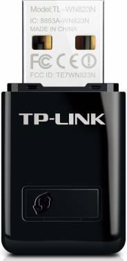 Сетевой адаптер WiFi TP-Link TL-WN823N
