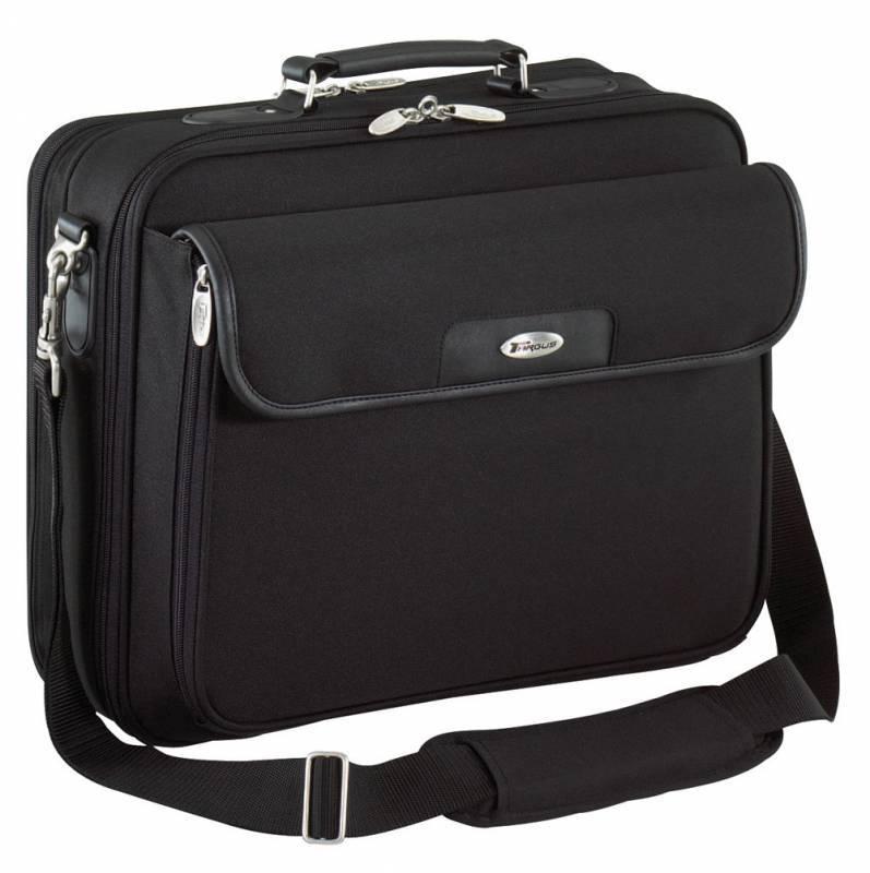 """Сумка для ноутбука 15.4"""" Targus Notepac Plus черный (CNP1) - фото 1"""