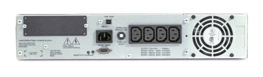 ИБП APC Smart-UPS SUA1000RMI2U - фото 2