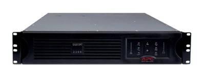 ИБП APC Smart-UPS SUA3000RMI2U - фото 1