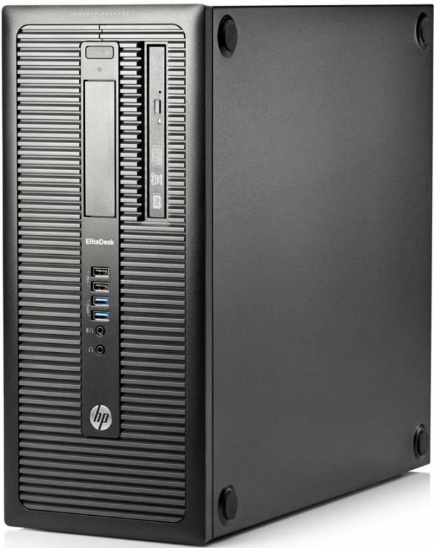 Системный блок HP EliteDesk 800 - фото 1