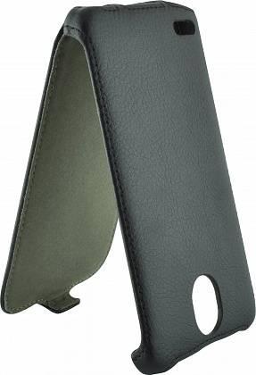 Чехол Armor-X flip, для Lenovo S890, черный - фото 2