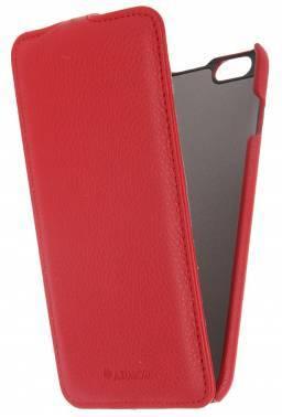 Чехол Armor-X flip full, для Samsung Galaxy Core 2, красный