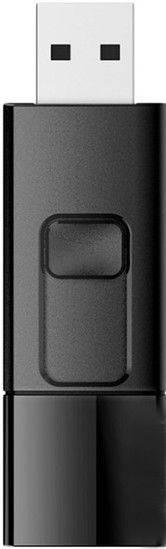 Флеш диск Silicon Power Blaze B05 128ГБ USB3.0 черный - фото 2