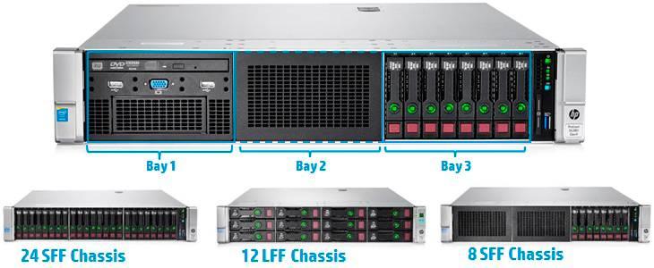 Сервер HP ProLiant DL380 Gen9  2U Intel Xeon E5-2609 v3 DDR4 SATA - фото 6