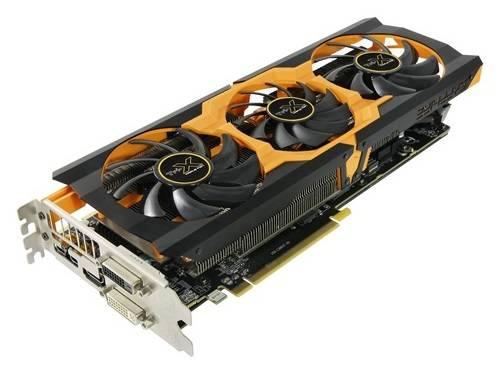 Видеокарта Sapphire TRI-X Radeon R9 280X 3072 МБ (11221-22-40G) - фото 2