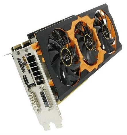 Видеокарта Sapphire TRI-X Radeon R9 280X 3072 МБ (11221-22-40G) - фото 3