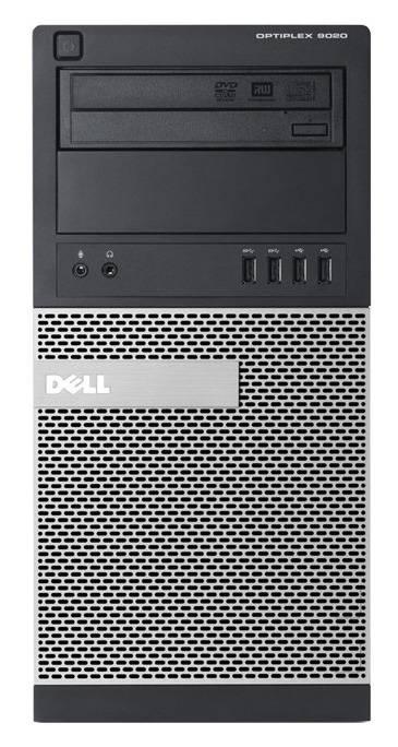 ПК Dell Optiplex 9020 MT i5 4590/4Gb/500Gb 7.2k/IntHDG/DVDRW/kb/m/W7Pro64dng/3Y Basic NBD - фото 1