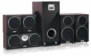 Акустическая система 5.1 BBK MA-970S черный