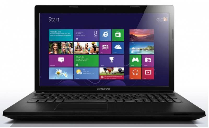 """Ноутбук 15.6"""" Lenovo IdeaPad G5045 черный - фото 1"""
