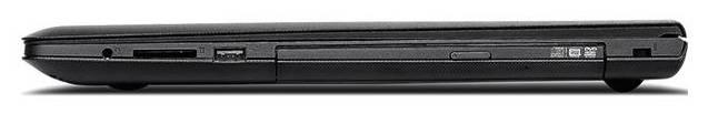 """Ноутбук 15.6"""" Lenovo IdeaPad G5045 черный - фото 5"""