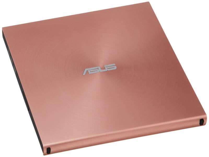 Оптический привод Asus SDRW-08U5S-U розовый USB (SDRW-08U5S-U/PINK/G/AS) - фото 1