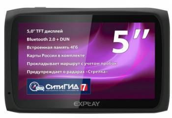 GPS-��������� Explay Viva 5 ������