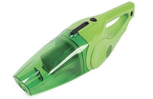 Ручной пылесос Rolsen S-800 зеленый - фото 2