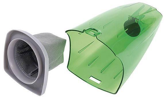 Ручной пылесос Rolsen S-800 зеленый - фото 3
