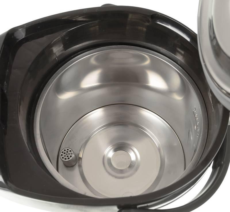 Термопот Sinbo SK-2394 серебристый/черный - фото 8