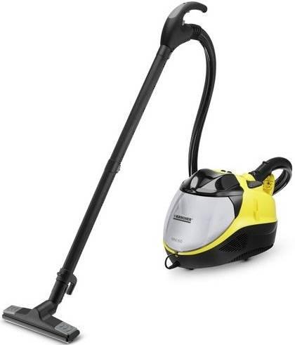 Паровой пылесос Karcher SV7 желтый/черный - фото 1
