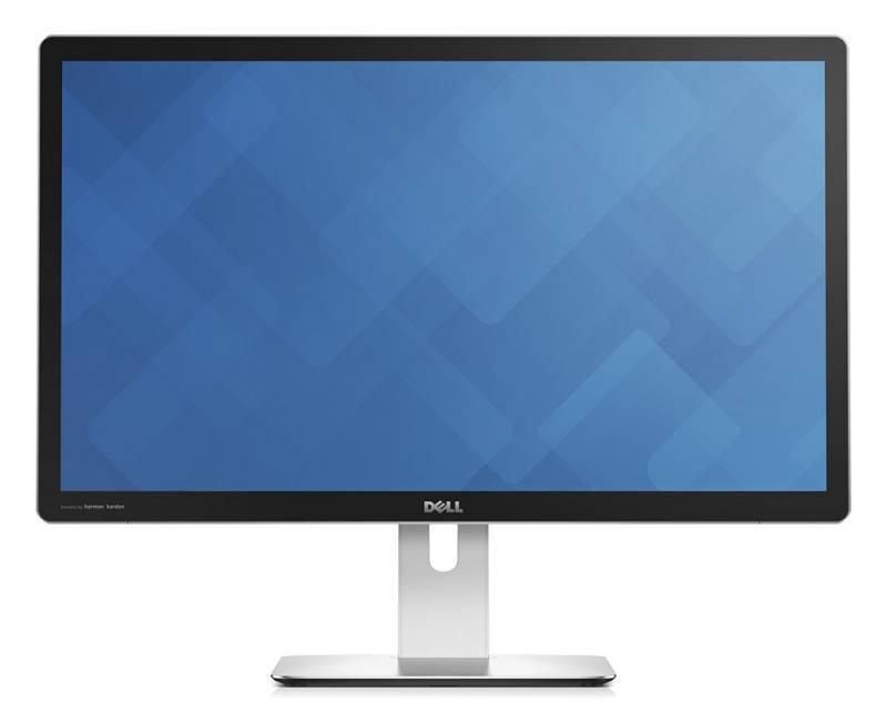 """Монитор ЖК Dell UltraSharp UP2715K  27"""" (68.6см) 5120x2880 16:9 IPS матовая 60Гц Ultra HD 5K (2880p) черный - фото 1"""