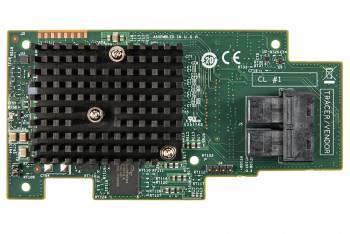 Модуль Intel RMS3CC080 RAID 0 / 1 / 5 / 6 / 10 / 50 / 60 12Gb\s (RMS3CC080 932474)